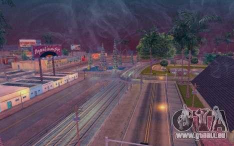 ENB by Dvi v 1.0 pour GTA San Andreas quatrième écran