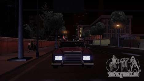 ENB Echo pour GTA San Andreas sixième écran