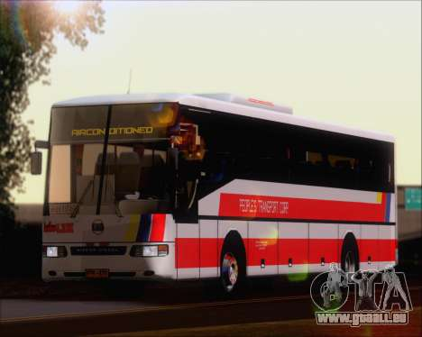 Nissan Diesel UD Peoples Transport Corporation für GTA San Andreas