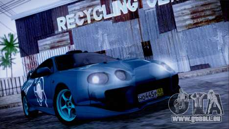 Toyota Сelica pour GTA San Andreas