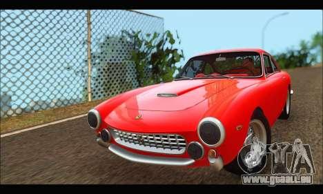Ferrari 250 GT Berlinetta Lusso 1962 (HQLM) pour GTA San Andreas