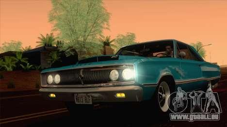 ENBSeries by Blackmore 0.075c pour GTA San Andreas dixième écran
