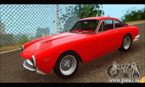 Ferrari 250 GT Berlinetta Lusso 1962 (HQLM) pour GTA San Andreas laissé vue