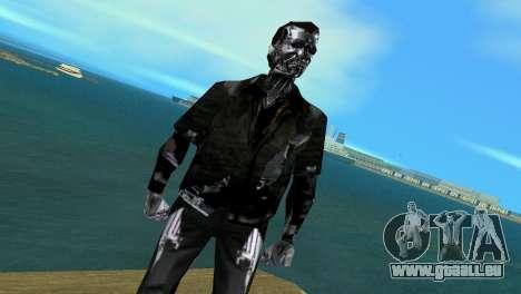 Terminator 2 pour GTA Vice City