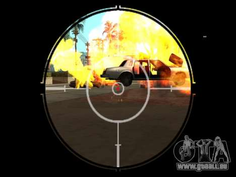Effects by Lopes 2.2 New pour GTA San Andreas troisième écran