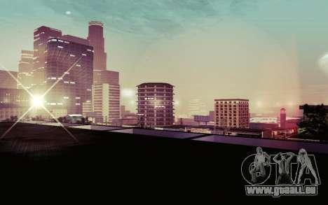 Instagram ENB v1.02 pour GTA San Andreas troisième écran