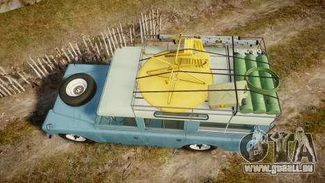 Land Rover Series II 1960 v2.0 pour GTA 4 est un droit
