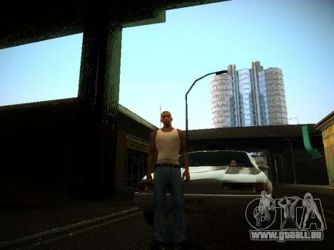 ENBSeries by Fase v0.2 NEW für GTA San Andreas zweiten Screenshot