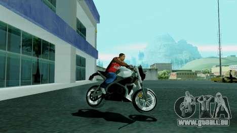 Brand new transport und Einkauf für GTA San Andreas zwölften Screenshot