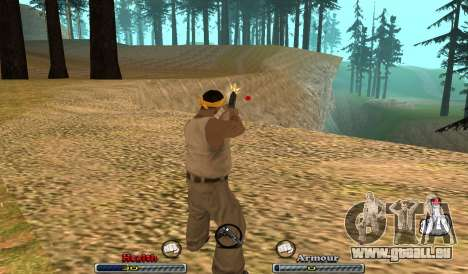 C-HUD Yeah für GTA San Andreas zweiten Screenshot