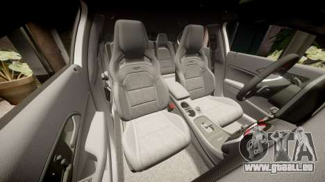 Mersedes-Benz A45 AMG PJs2 für GTA 4 obere Ansicht
