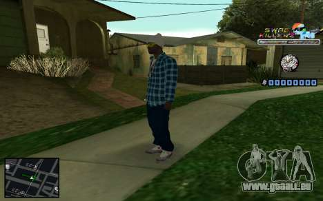C-HUD SWAG Killerz für GTA San Andreas fünften Screenshot