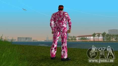 Camo Skin 20 GTA Vice City pour la deuxième capture d'écran
