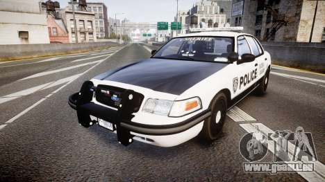 Ford Crown Victoria Sheriff Dukes [ELS] für GTA 4