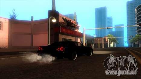 ENB by NIKE für GTA San Andreas zweiten Screenshot