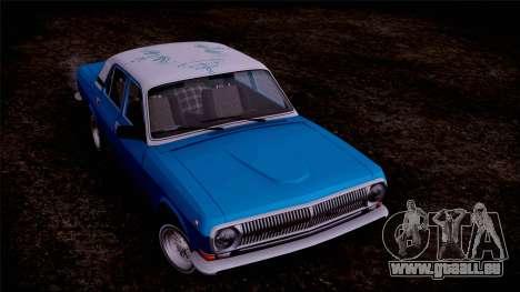 GAZ 3102 pour GTA San Andreas
