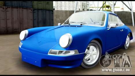 Porsche 911 Carrera 2.7RS Coupe 1973 Tunable pour GTA San Andreas vue de droite