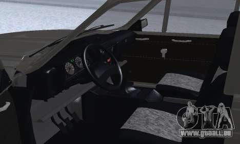 Ikco Peykan Chragh Benzi New pour GTA San Andreas