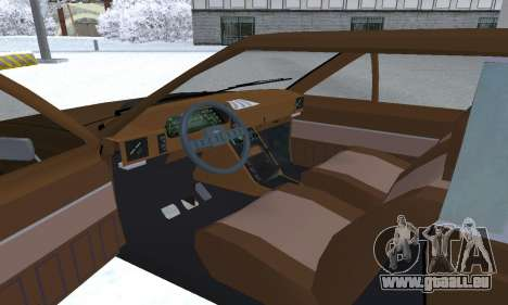 FSO Polonez 2.0X Coupe für GTA San Andreas Räder
