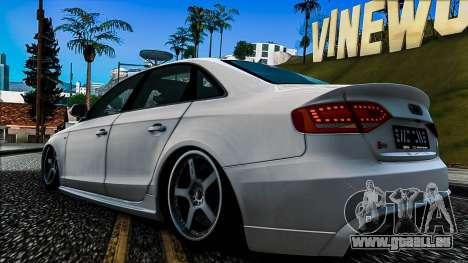 Ultra ENB pour GTA San Andreas quatrième écran