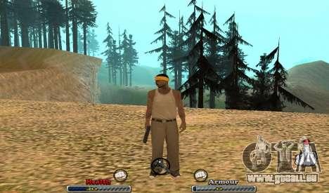 C-HUD Yeah pour GTA San Andreas
