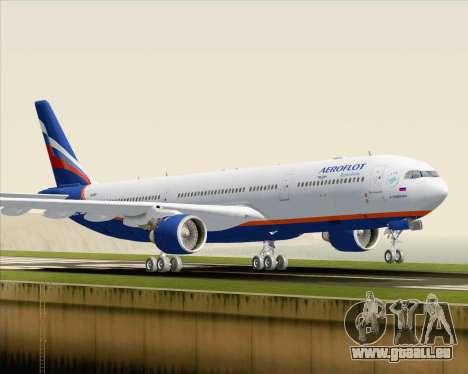 Airbus A330-300 Aeroflot - Russian Airlines für GTA San Andreas linke Ansicht