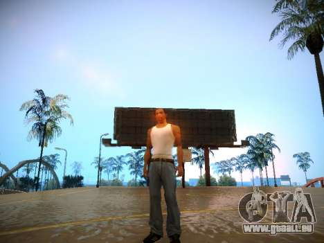 ENBSeries by Fase v0.2 NEW für GTA San Andreas sechsten Screenshot