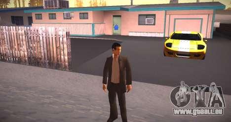 ENB by NIKE für GTA San Andreas sechsten Screenshot