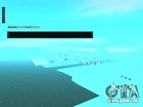 Sampgui TrollFace für GTA San Andreas dritten Screenshot