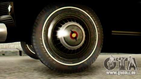 Lassiter Series 75 Hollywood pour GTA San Andreas vue de droite