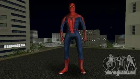 The Amazing Spider-Man für GTA Vice City zweiten Screenshot
