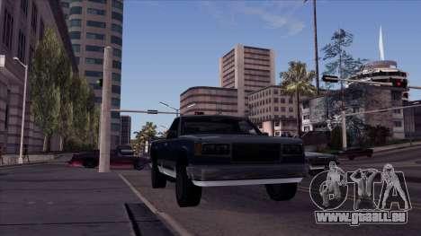 ENB Echo für GTA San Andreas zweiten Screenshot