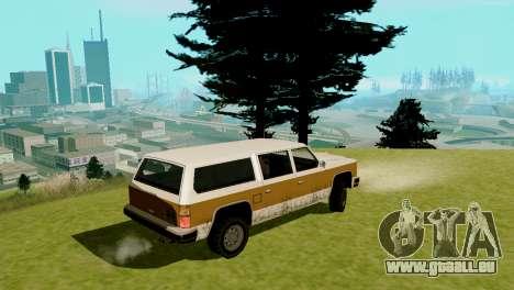 Brand new transport und Einkauf für GTA San Andreas elften Screenshot