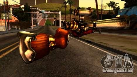 Assault Rifle from Redneck Kentucky für GTA San Andreas zweiten Screenshot