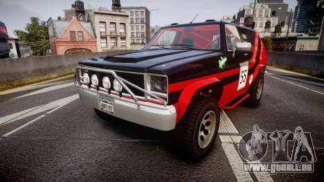 Declasse Rancher Sandking style pour GTA 4