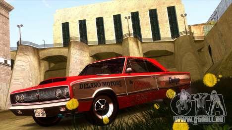 ENB Real for very low PC pour GTA San Andreas troisième écran