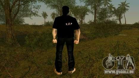 Death Skin für GTA Vice City dritte Screenshot