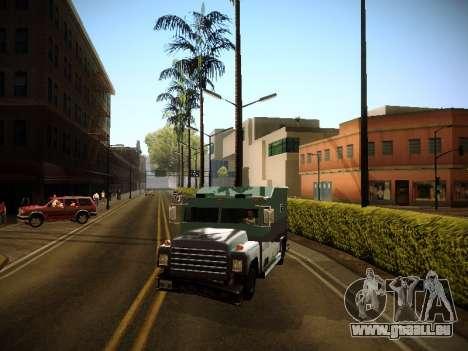 ENBSeries by Fase v0.2 NEW für GTA San Andreas dritten Screenshot
