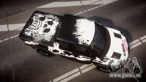 Ford F150 SVT Raptor 2011 Horizon pour GTA 4 est un droit