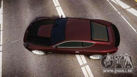Dewbauchee Super GT Sport für GTA 4 rechte Ansicht
