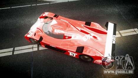 Toyota GT One 1998 pour GTA 4 est un droit
