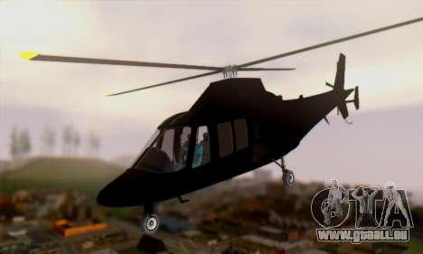 Swift GTA 5 pour GTA San Andreas
