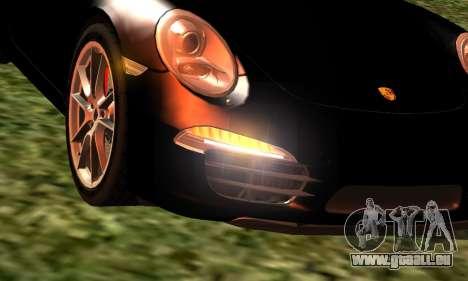 Nouvel éclat pour GTA San Andreas troisième écran