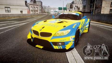 BMW Z4 GT3 2012 Northwest für GTA 4