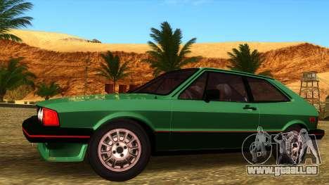ENB Real for very low PC pour GTA San Andreas onzième écran