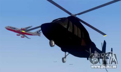 Swift GTA 5 pour GTA San Andreas vue de droite