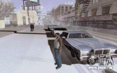Nuevo ENB Series für GTA San Andreas her Screenshot