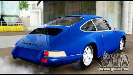 Porsche 911 Carrera 2.7RS Coupe 1973 Tunable für GTA San Andreas linke Ansicht