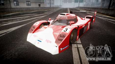 Toyota GT One 1998 pour GTA 4
