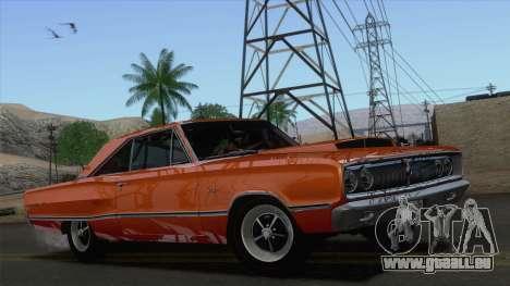 ENBSeries by Blackmore 0.075c pour GTA San Andreas huitième écran